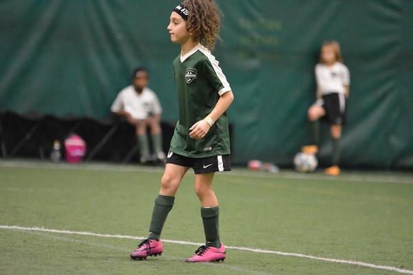 Shaina Soccer