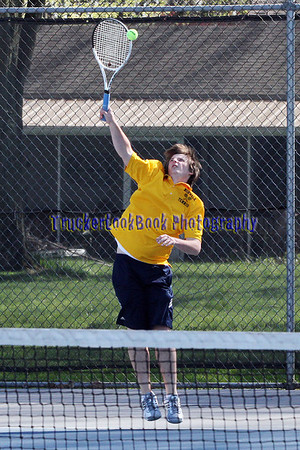 2012 Boys Tennis / Perkins