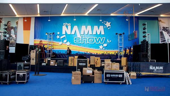 NAMM 2012