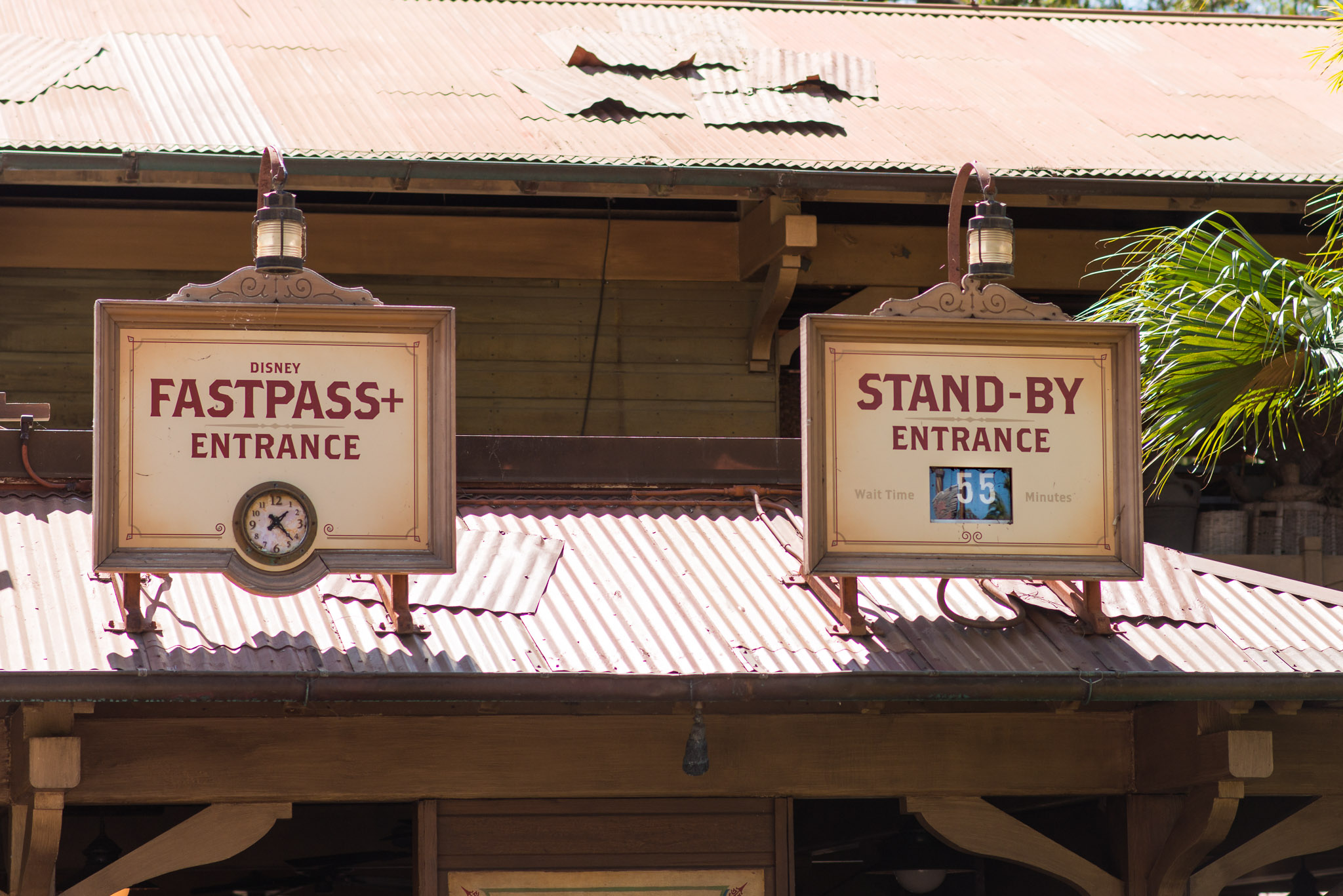 Jungle Cruise Wait - Walt Disney World Magic Kingdom