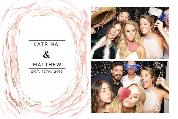 Katrina+Matthew ~ Wedding Photo Booth
