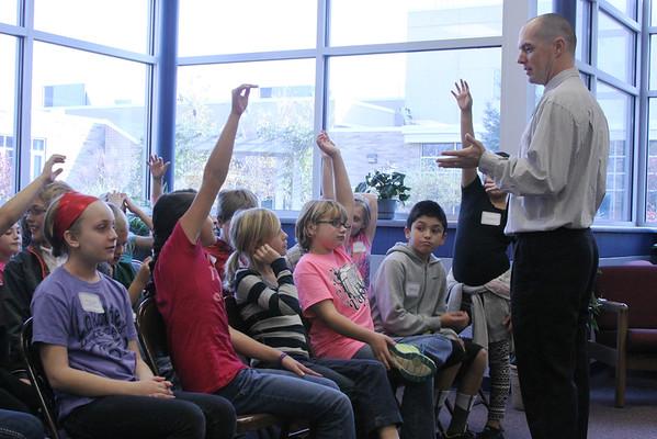 4th grade visits November 2014