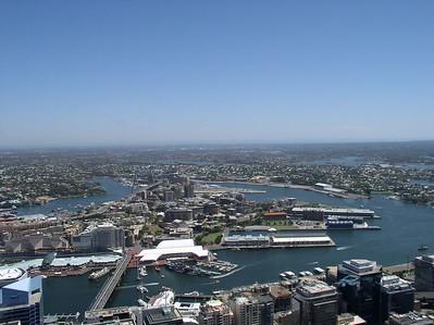 Sydney & Portsea area