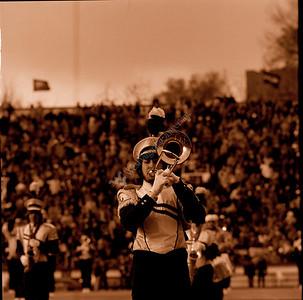 WVU vs Boston College November '73