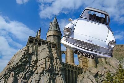 20210721 - Harry Potter Studio Tour