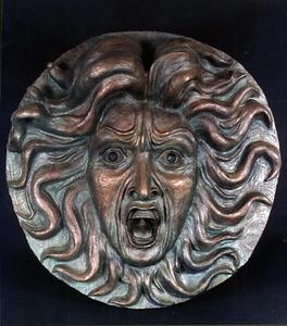 Raging Medusa by Cristina Biaggi
