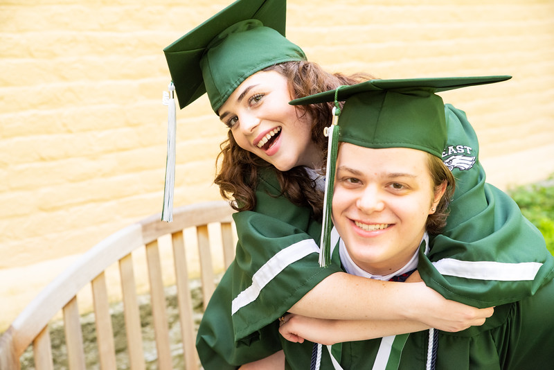 Twin Graduates!