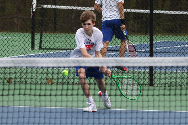 Boys' Varsity Tennis vs New Hampton | May 15