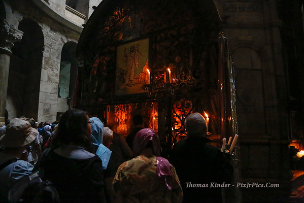 Church of the Holy Sepulcher October 2013