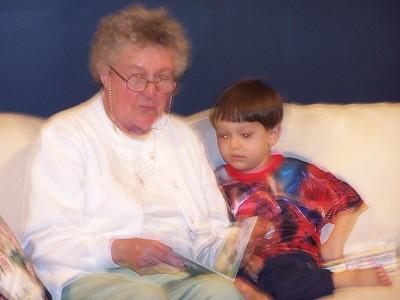 Nanny and Poppa March 2004