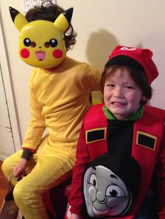 Dylan & Skylar--October 2014