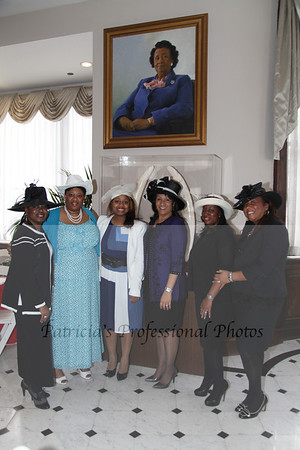 International Black Women's Public Institute Presents HATS FOR HOPE LUNCHEON