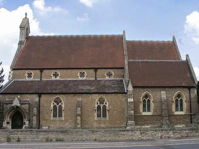 Our Lady and St Edmund of Abingdon, Roman Catholic, Radley Road, Abingdon, OX14 3PL