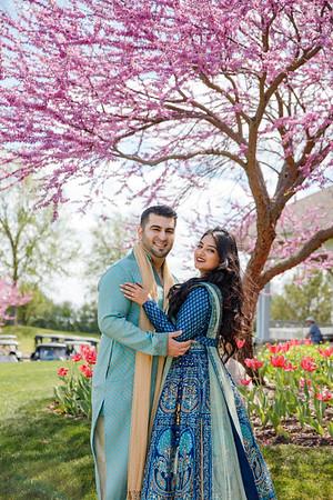 Gauri & Abhishek Ceremony