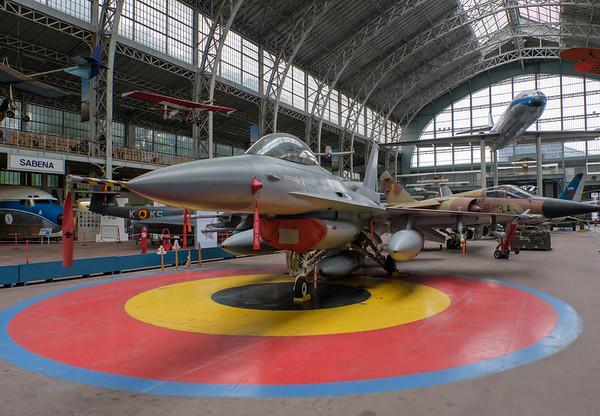 Brussels Air Museum, Belgium