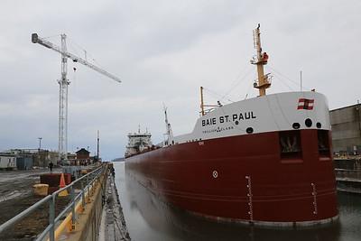 Baie St paul