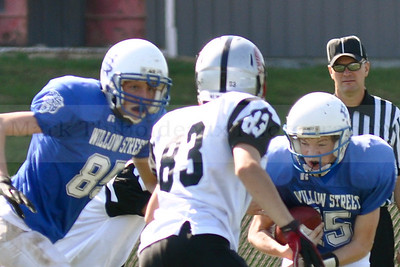 WILLOW STREET WOLVERINES 2011 A vs HEMPFIELD (10/9/11)