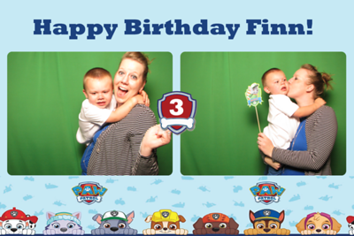 Finn's 3rd Birthday Party