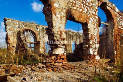 CHURCH RUINS, COAMA