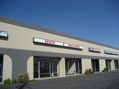 South Grand Ave Business Park For Lease Grand St. Frontage