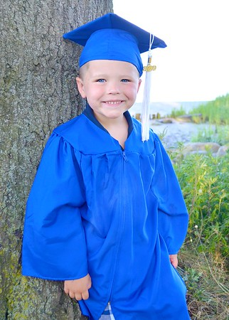 Jake Graduation 2020