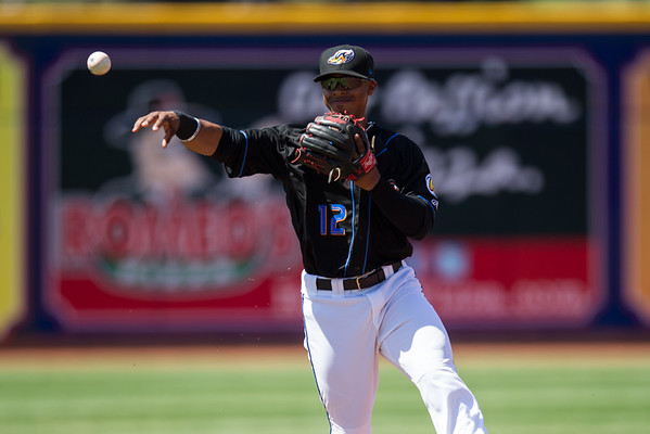 Francisco Lindor-RubberDucks Fielding