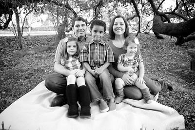 Martorana Family 2012