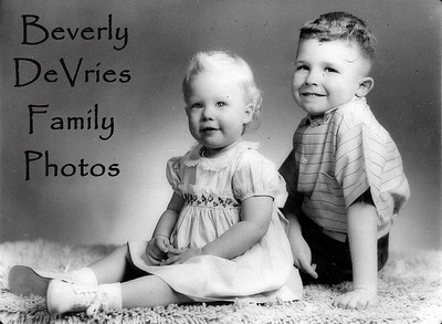Beverly DeVries Family Photos