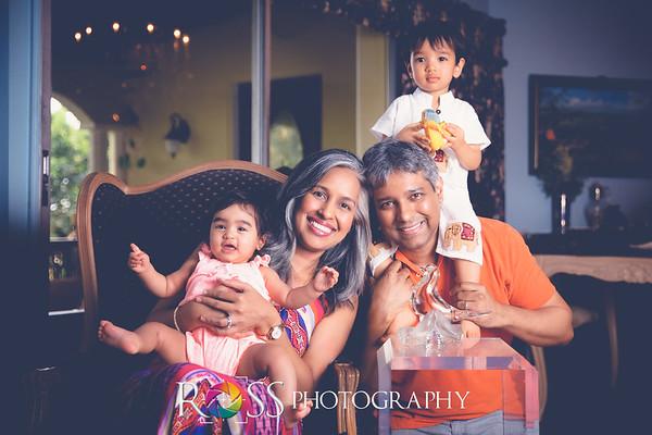 The Khan Family