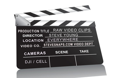 Raw Video Clips
