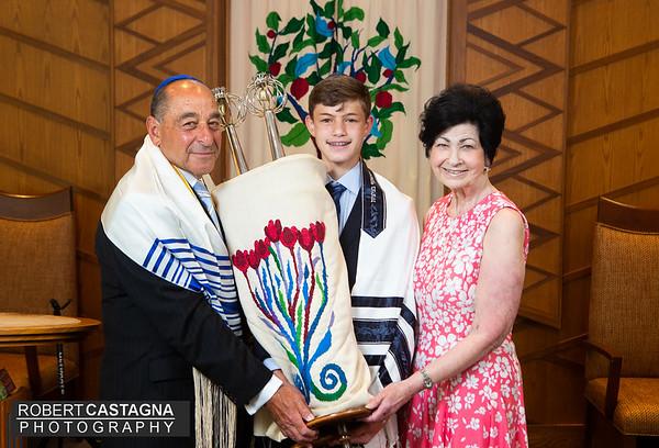 Mitzvah for Ben