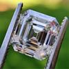 2.23ct Vintage Asscher Cut Diamond GIA G VS1 10