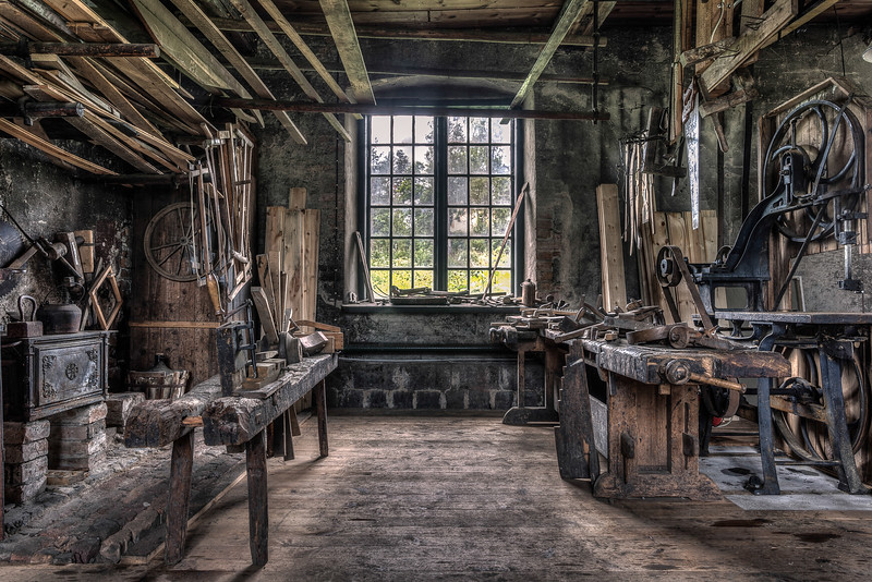 Carpenter`s Workshop