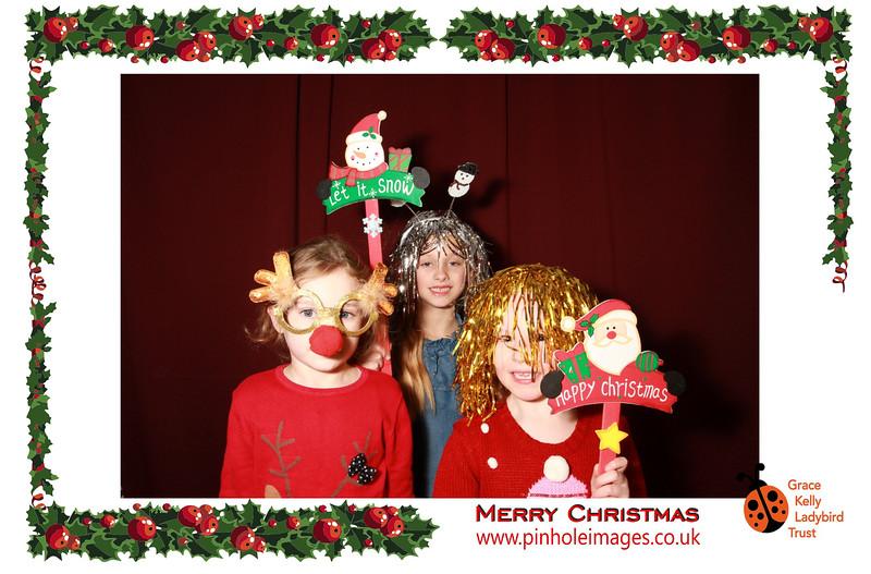 Grace Kelly Ladybird Trust Christmas Fair at Bank House