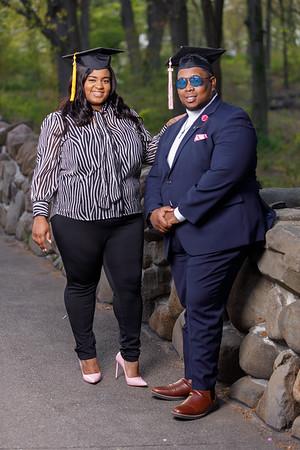 Nyasia Graduation Session