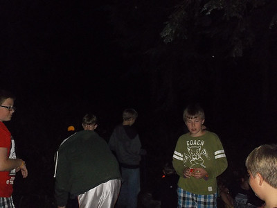 Junior Boys - photos from a Camper's eye view