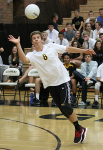 2014 Boys Volleyball Action Shots for Program