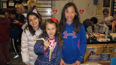 Great Cupid Buddies at La Cañada Elementary