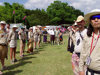2004 - Vancouver Recompression and Flipside in Texas