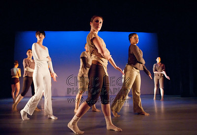 Pacific University Autumn Choreographers Concert 2013-11-12
