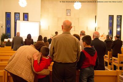 Evangelical Lutheran Church of the Good Shepherd in Amman