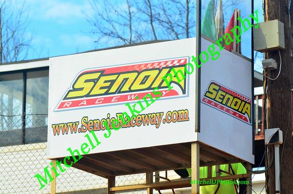 Senoia Speedway 2015