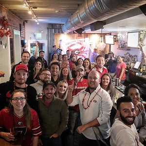 2019 Game Watching Party