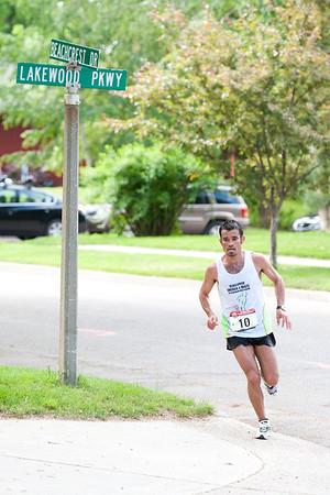 Burlington Marathon--more
