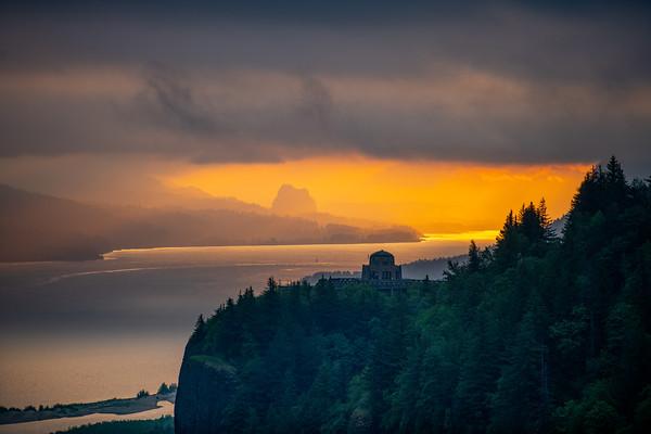 5.10.21 Crown Point Sunrise