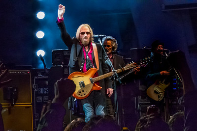 Tom Petty & the Heartbreakers (Limited Edition Prints Only)