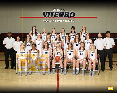 Viterbo women's basketball WBB1920