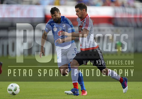 GAME 7 River Plate v Millonarios