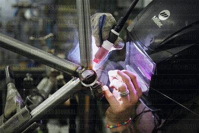 R+E Cycles hand manufactures custom, artisan Rodriguez Cycles in Seattle, Wash.