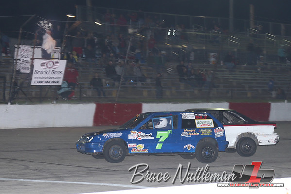 LaCrosse Speedway, May 17, 2014 Races